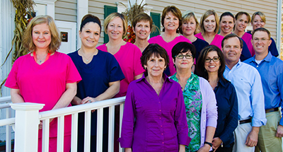 Staff for Pediatric Dentistry of Salem in Salem, NH